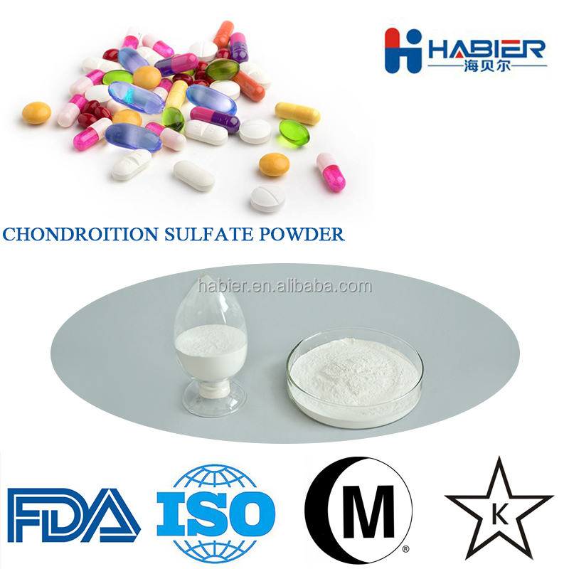 Medical Grade/ Food Grade Chondroitin Sulfate from Bovine at Low Price