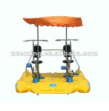 Water pedal boat for 2 person/water bikes on sale