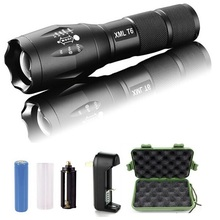 As seen on America TV 2016 powerful 5 models tactical flashlight