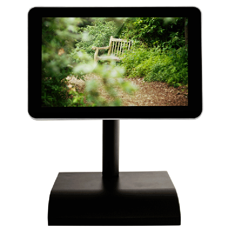 10 inch touch screen network android digital signage media player