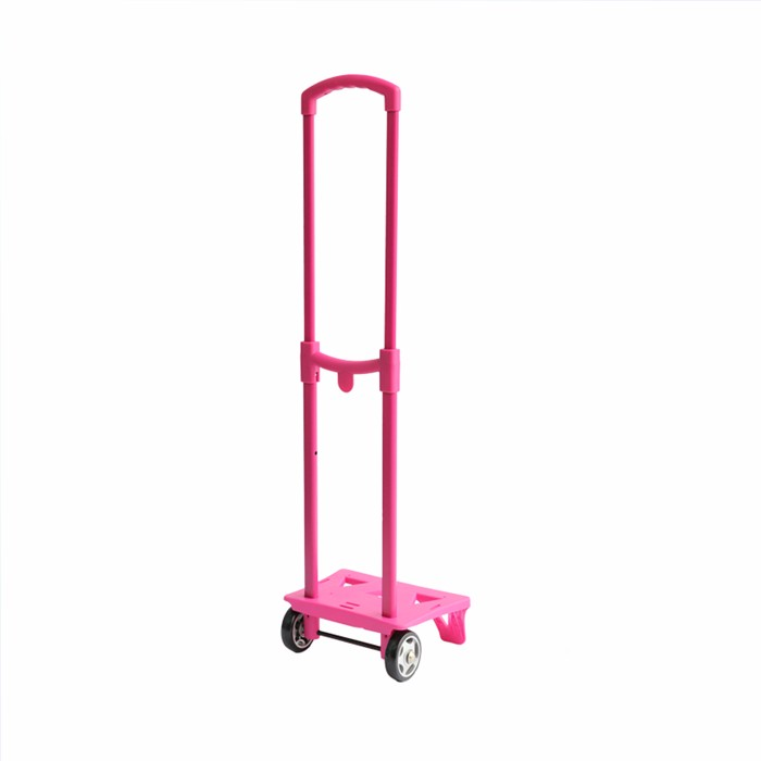 KINGDA Wholesale fashion luggage trolley handle for bag parts
