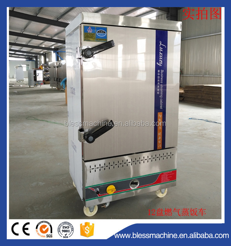 2017 domestic and overseas active demand steam rice roll machine with small investment