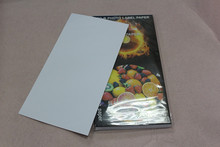 High glossy photo paper/waterproof glossy photo paper/cd-r photo laber paper