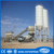 Indonesia innovative machines stationary belt concrete batching plant
