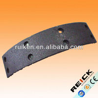 Best Quality Tractor Riveted non-asbestos Brake Lining