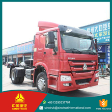 SINOTRUK HOWO 6*2 10 forwards and 2 reverse faw chinese tractor truck