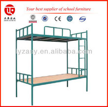 Cheap Student Metal Bunk Bed/factory direct sale