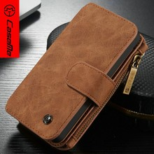 CaseMe For iPhone SE Case,For iPhone 5S Leather Case,For iPhone 5 SE 5g Flip Leather Case