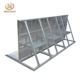 For Sale Factory Price Event Crowd Safety Design Music Blow Through Barricade/Aluminum Barrier Standing