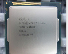 high quality second hand used cpu for sale cpu intel core i7 3770 intel cpu processor cheap