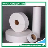 Perfect permeability 28g heat seal paper tea filter in China paper factory