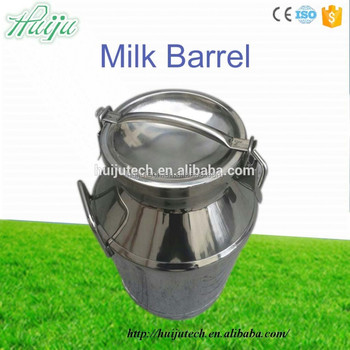 304SS milk can of 10L, 15L, 20L, 25L, 30L, 35L, 40L, etc