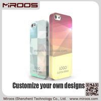 China cell phone accessories hard plastic protect case cover shell shenzhen maker quality printing production