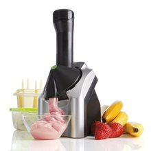 DIY fruit ice cream treat maker automatic healthy frozen dessert maker