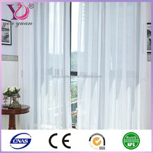 China manufacturer polyester transparent fabric for wedding dress wholesale