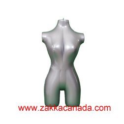 Female Mannequin 3 / 4 Form Inflatable