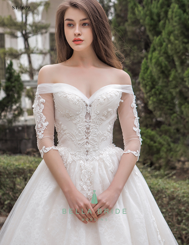 Latest Bridal Wedding Gowns Pictures Real Sample Wedding Dresses