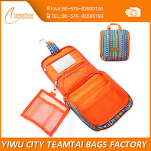 Korea outdoor travel wash bag camping national style multi - functional big - capacity cosmetic bag