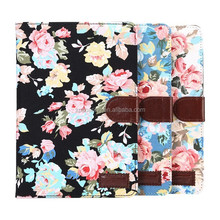 Flower stand leather case for Samsung Galaxy Tab S2 8.0 T715