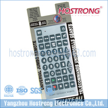 Big Button Jumbo Universal Remote Control Tv VCR Cable DVD Satellite