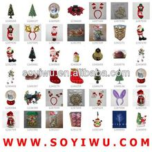 Smocked Christmas Dresses For Infants Manufacturer Wholesaler from Yiwu Market for Christmas Gift