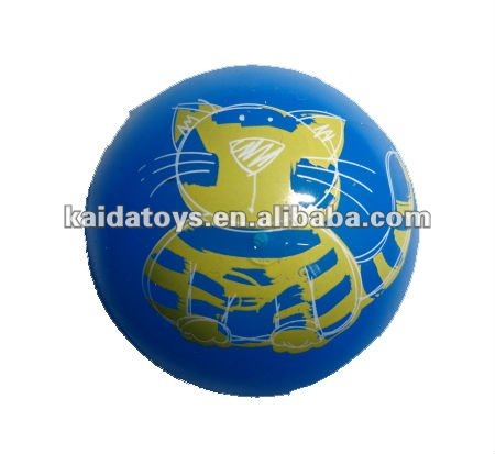TPR Jumping poppers half bouncing ball with any kind of LOGO
