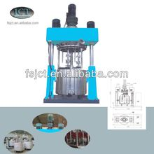 Vacuum fruit mixing machine for chemical industry