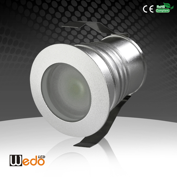 LED Chip Cree 3WRound Recessed Led Ceiling Downlight LED Puck Light