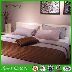 Professional luxury hand stitch bed cover