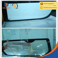 Automobiles Flexible Car Solar Window Film Black PVC Glass Film