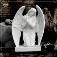 Hand Carved Marble Angels Monuments And