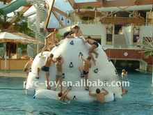 2011hot inflatable climbing and slide