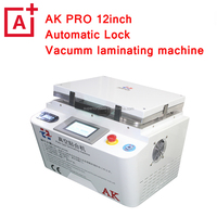 Newest Factory sales AK Vacuum laminating machine touch screen repair machine for mobile phone lcd refurbish