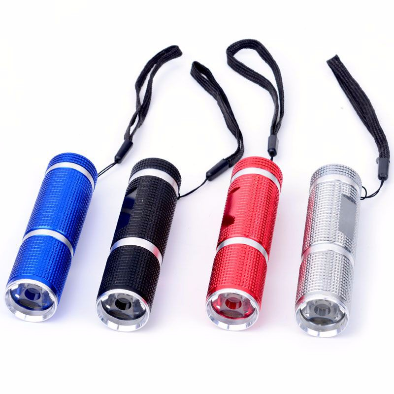 Mini telescopic focusing flashlight lighting flashlight bicycle headlight LED Flashlight Outdoor