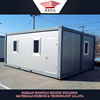 Flat Pack Easy Assembling Cabin Office Container Houses