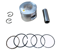 Engine parts cylinder piston kit 125cc motorcycle parts