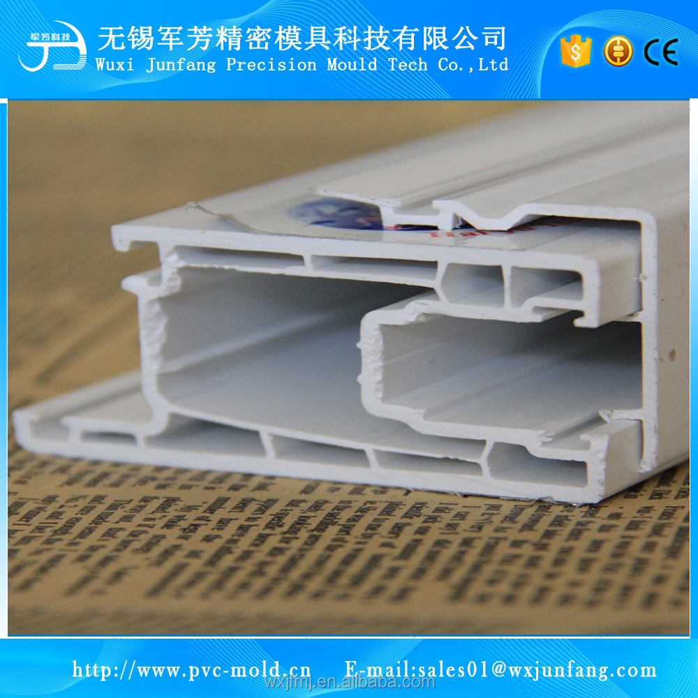 UPVC Sliding Window Plastic Profile Extrusion Mold