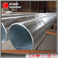 High Quality Galvanized Spiral Carbon Steel Pipe