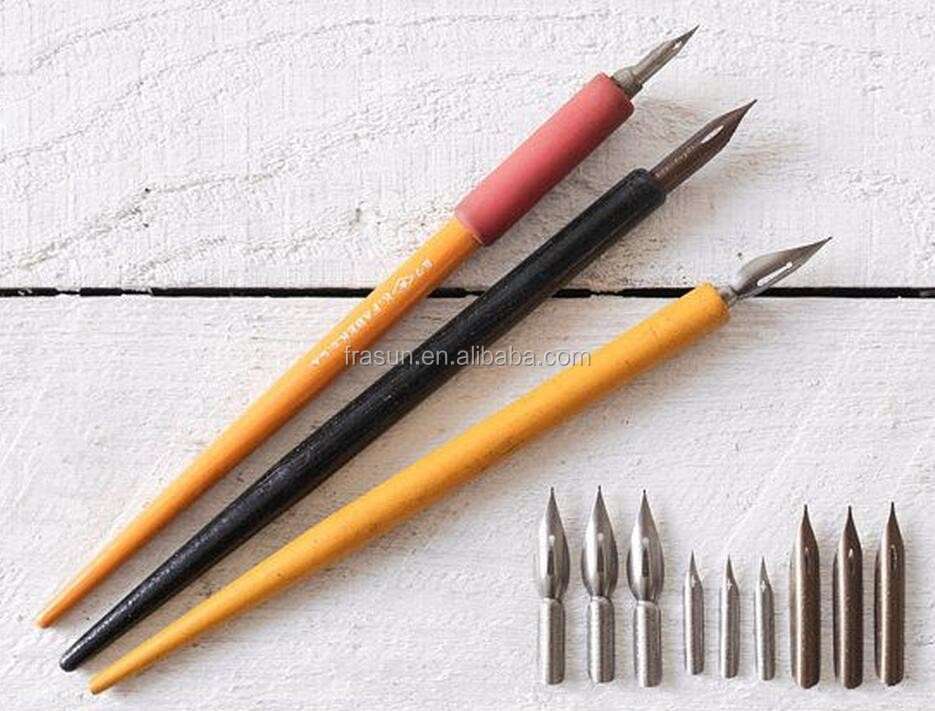 Calligraphy Dip Pen Kit Fountain Dip Pens With Nibs Buy
