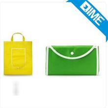 Customized Foldable Eco Non Woven Reusable Shopping Tote Bag