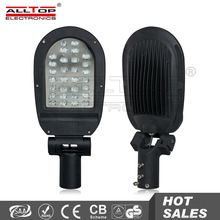 IP67 outdoor waterproof 30W 360 degree led street lamp