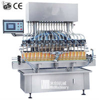 MIC-X1Linear Juice Filling/Processing Machine/Plant 1000BPH