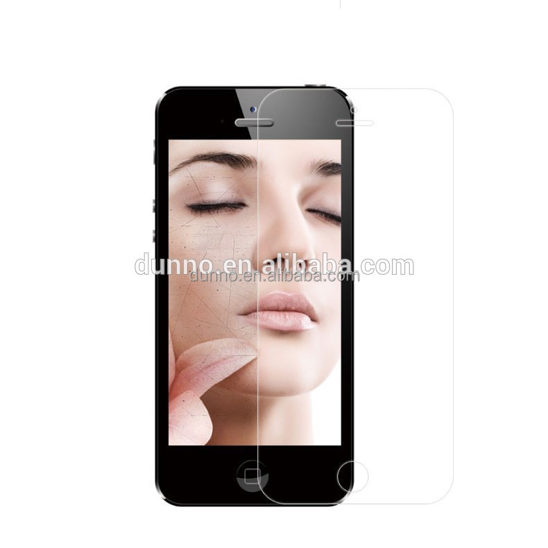 Mobile Phone Sticker 4 Inch 9H Hardness Tempered Glass Film Shatter Proof Screen Protector For Iphone 5 Series