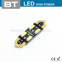 ENIG 31mm 36mm 39mm 42mm Festoon Car led canbus 12V 24v