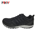Best selling 2018 new shoe fashion men leather hiking shoes