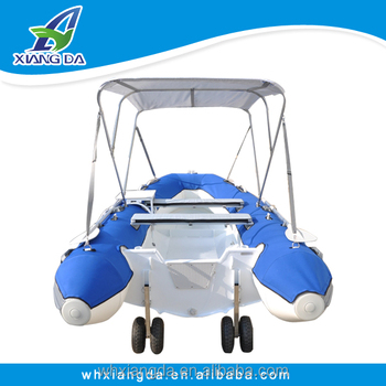 Hot selling fishing inflatable boats rib