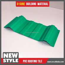 Manufacturer factory of tile in italy pvc cover plastic sheet