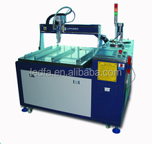 automatic mxing gluing machine