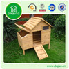 Fir Wood Chicken Coop Poultry Ark DXH002