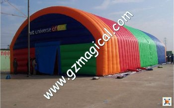 Colorful inflatable Marquee/ event/party/wedding tent